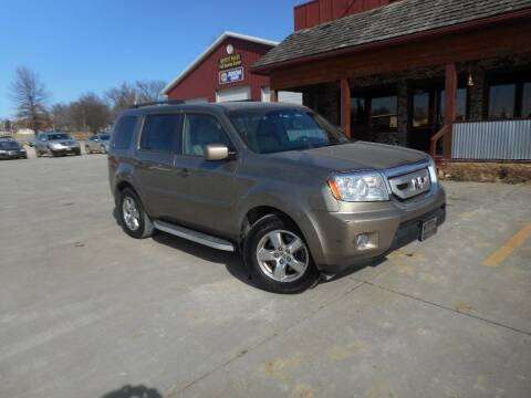 2009 Honda Pilot for sale at Boyett Sales & Service in Holton KS