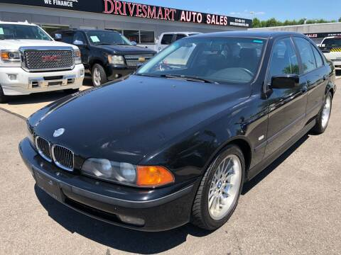 1999 BMW 5 Series for sale at DriveSmart Auto Sales in West Chester OH