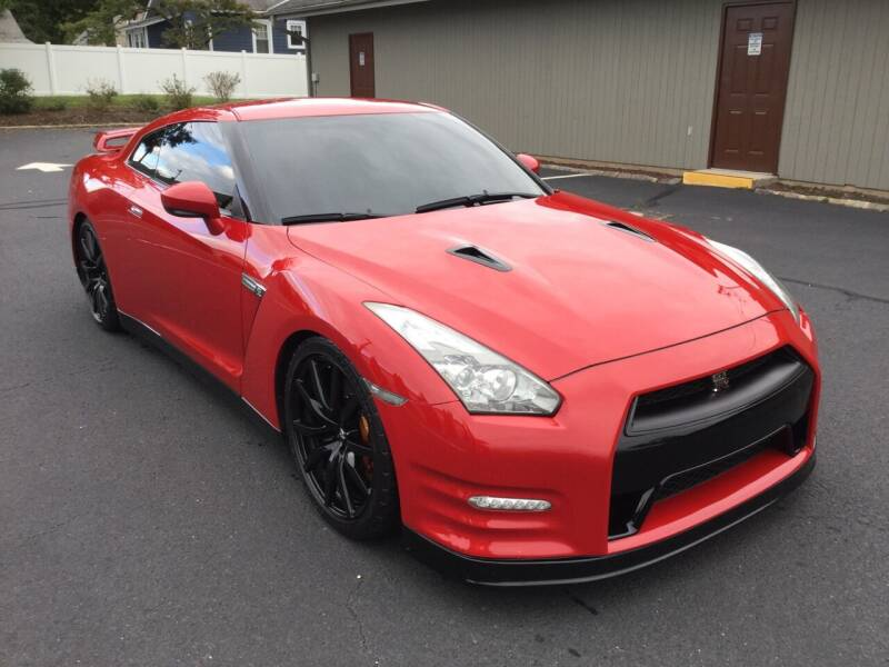 2012 Nissan GT-R for sale at International Motor Group LLC in Hasbrouck Heights NJ