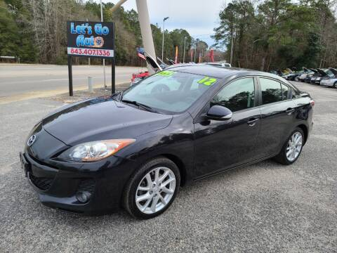 2012 Mazda MAZDA3 for sale at Let's Go Auto in Florence SC
