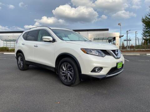 2016 Nissan Rogue for sale at Sunset Auto Wholesale in Tacoma WA