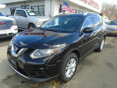 2015 Nissan Rogue for sale at Island Auto Buyers in West Babylon NY