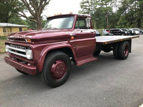 1965 Chevrolet C60 Flatbed for sale at Daniel Used Auto Sales in Dallas GA