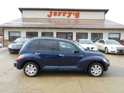 2005 Chrysler PT Cruiser for sale at Jerry's Auto Mart in Uhrichsville OH