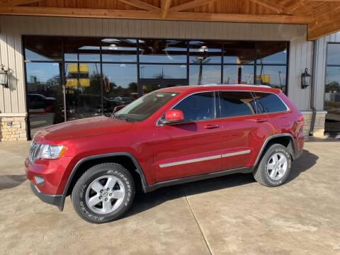 2012 Jeep Grand Cherokee for sale at Premier Auto Source INC in Terre Haute IN