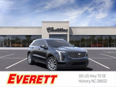 2021 Cadillac XT4 for sale at Everett Chevrolet Buick GMC in Hickory NC