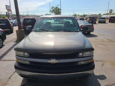 2002 Chevrolet Silverado 1500 for sale at All State Auto Sales, INC in Kentwood MI