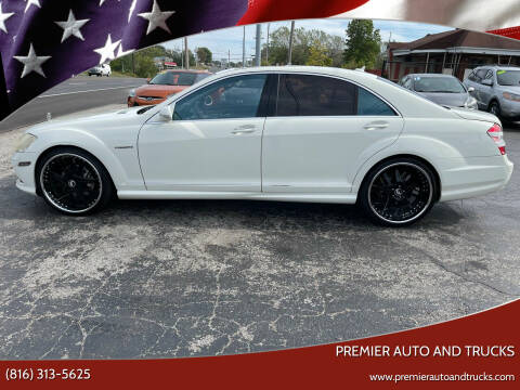 2008 Mercedes-Benz S-Class for sale at Premier Auto And Trucks in Independence MO