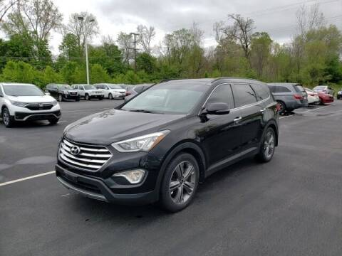 2015 Hyundai Santa Fe for sale at White's Honda Toyota of Lima in Lima OH