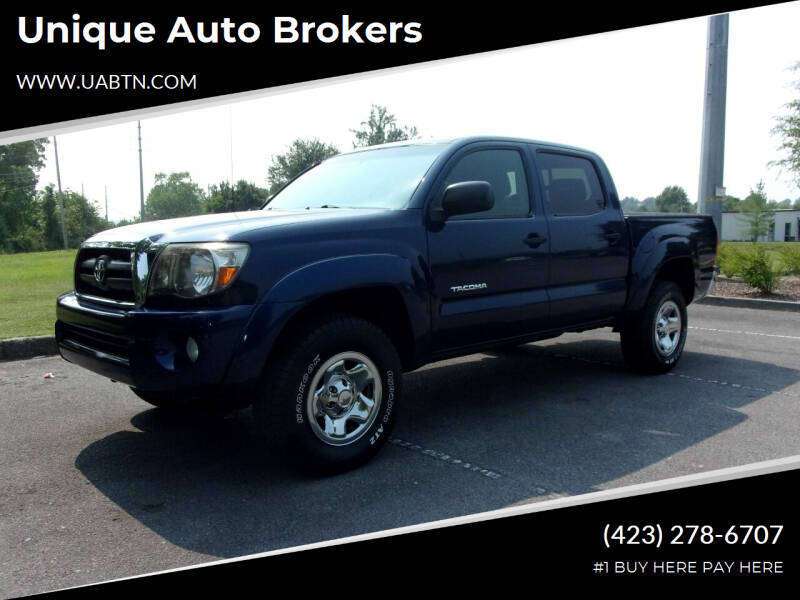 2007 Toyota Tacoma for sale at Unique Auto Brokers in Kingsport TN