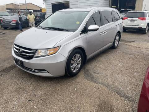 2015 Honda Odyssey for sale at The Kar Store in Arlington TX