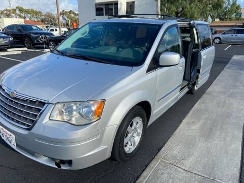 2010 Chrysler Town and Country for sale at Coast Auto Motors in Newport Beach CA