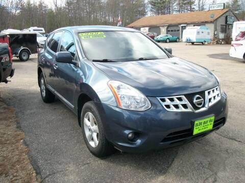 2013 Nissan Rogue for sale at Olde Bay RV in Rochester NH