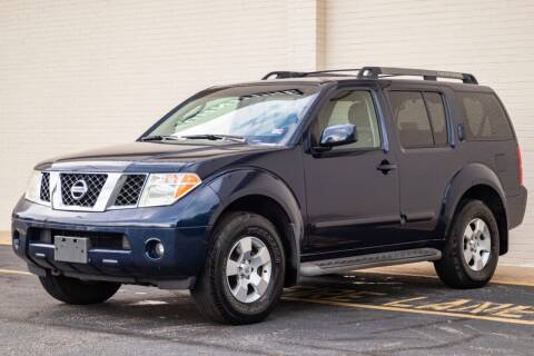2007 Nissan Pathfinder for sale at Carland Auto Sales INC. in Portsmouth VA