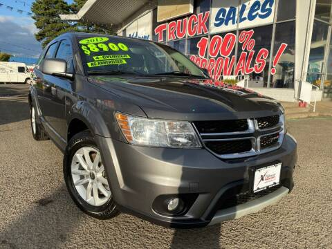 2013 Dodge Journey for sale at Xtreme Truck Sales in Woodburn OR