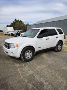 2008 Ford Escape for sale at Bretz Inc in Dighton KS