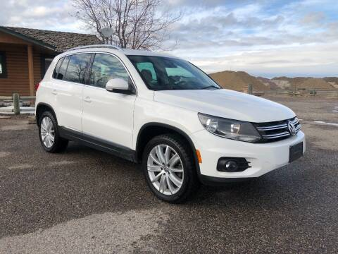 2013 Volkswagen Tiguan for sale at 5 Star Truck and Auto in Idaho Falls ID