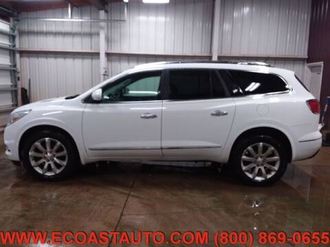 2017 Buick Enclave for sale at East Coast Auto Source Inc. in Bedford VA