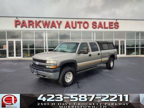 2001 Chevrolet Silverado 2500HD for sale at Parkway Auto Sales, Inc. in Morristown TN