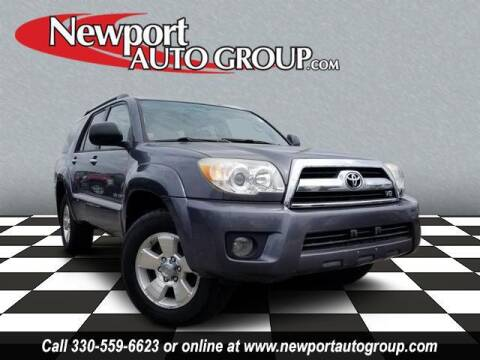2006 Toyota 4Runner for sale at Newport Auto Group in Austintown OH