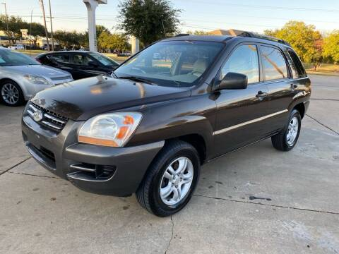 2006 Kia Sportage for sale at CityWide Motors in Garland TX