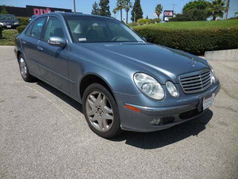 2004 Mercedes-Benz E-Class for sale at ARAX AUTO SALES in Tujunga CA