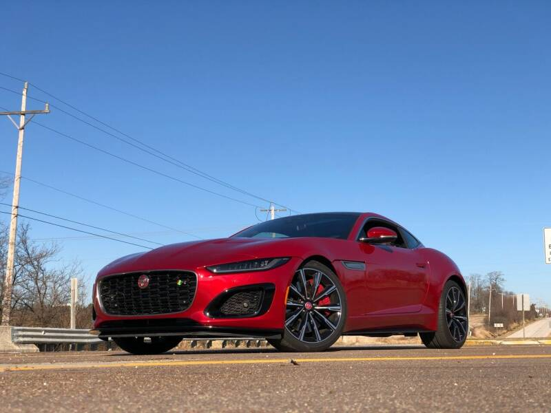2021 Jaguar F-TYPE for sale at Zarate's Auto Sales in Caledonia WI