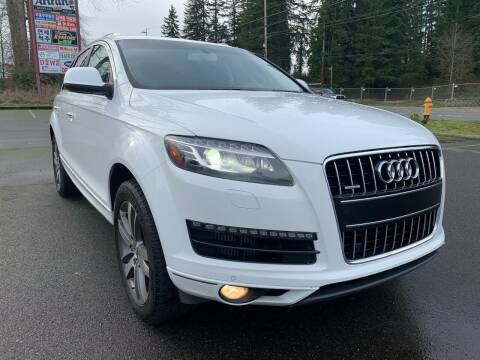 2010 Audi Q7 for sale at CAR MASTER PROS AUTO SALES in Lynnwood WA