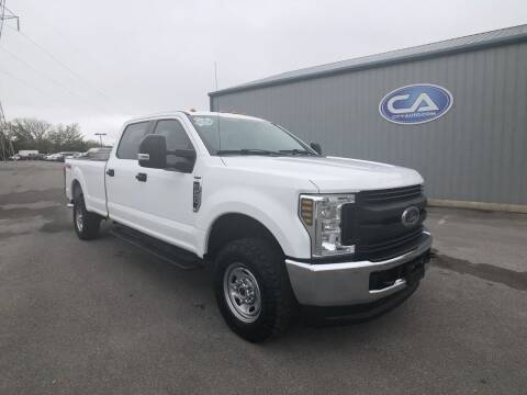 2019 Ford F-250 Super Duty for sale at ADKINS CITY AUTO in Murfreesboro TN