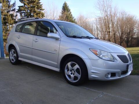 2007 Pontiac Vibe for sale at Jay's Auto Sales Inc in Wadsworth OH