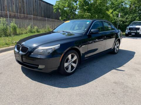 2008 BMW 5 Series for sale at Posen Motors in Posen IL