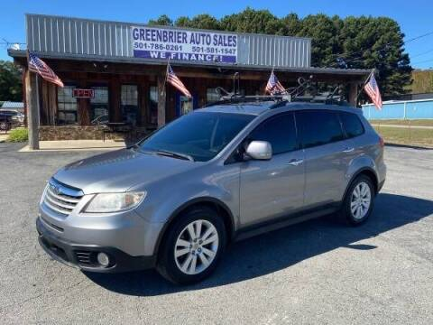 2008 Subaru Tribeca for sale at Greenbrier Auto Sales in Greenbrier AR