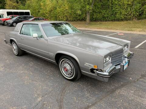 1983 Cadillac Eldorado for sale at SYNERGY MOTOR CAR CO in Maplewood MN