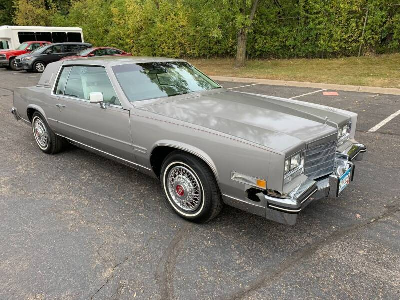 used 1983 cadillac eldorado for sale carsforsale com used 1983 cadillac eldorado for sale