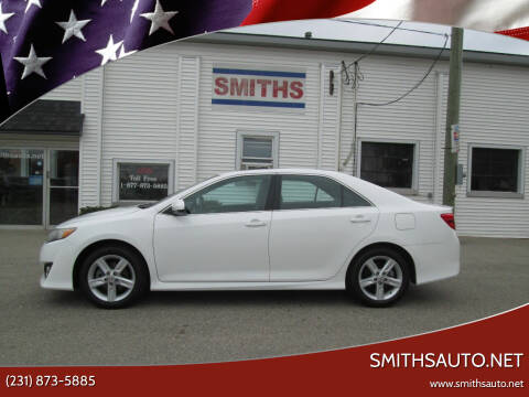 2012 Toyota Camry for sale at SmithsAuto.net in Hart MI