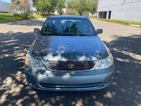 2000 Toyota Avalon for sale at Sanchez Auto Sales in Newark CA