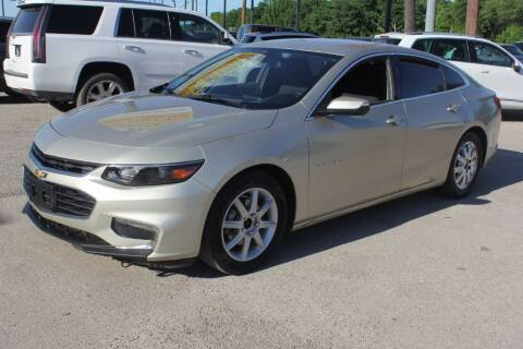 2016 Chevrolet Malibu for sale at Flash Auto Sales in Garland TX