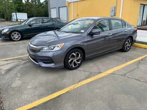2017 Honda Accord for sale at Southeast Auto Inc in Walker LA