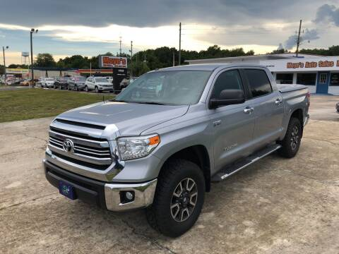 2017 Toyota Tundra for sale at Moye's Auto Sales Inc. in Leesburg FL
