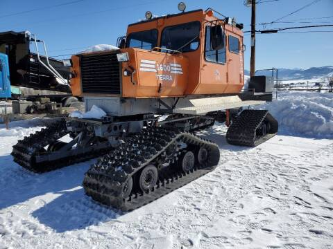 2001 Sno Cat 1644D for sale at HIGH COUNTRY MOTORS in Granby CO