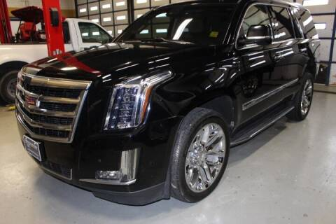2017 Cadillac Escalade for sale at BROADWAY FORD TRUCK SALES in Saint Louis MO