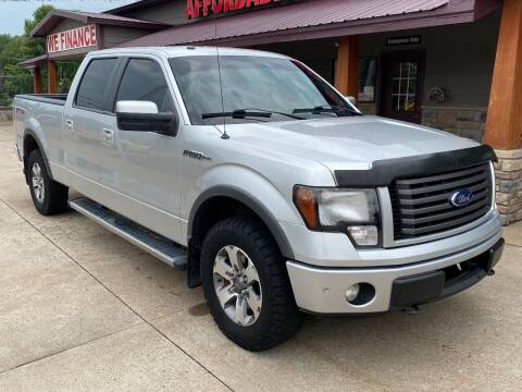 2011 Ford F-150 for sale at Affordable Auto Sales in Cambridge MN