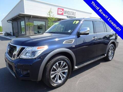 2019 Nissan Armada for sale at Wholesale Direct in Wilmington NC