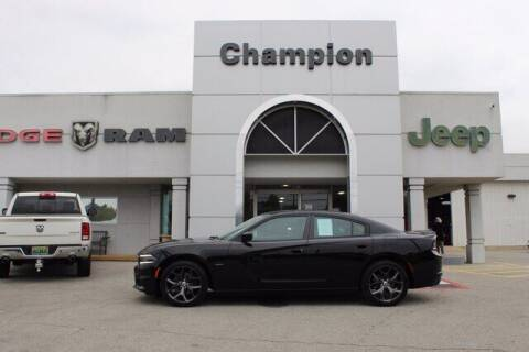 2018 Dodge Charger for sale at Champion Chevrolet in Athens AL