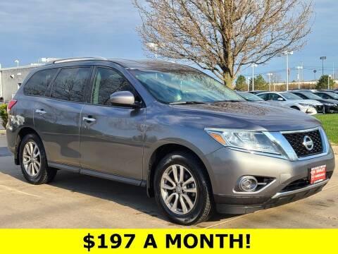 2015 Nissan Pathfinder for sale at Ken Ganley Nissan in Medina OH