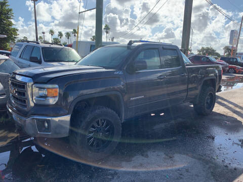 2015 GMC Sierra 1500 for sale at Quality Motors Truck Center in Miami FL