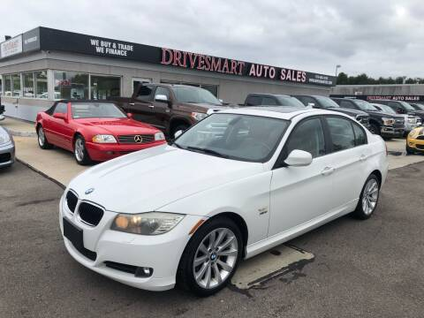 2011 BMW 3 Series for sale at DriveSmart Auto Sales in West Chester OH