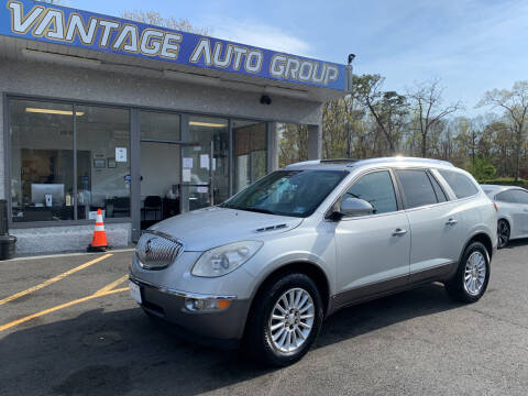 2010 Buick Enclave for sale at Vantage Auto Group in Brick NJ