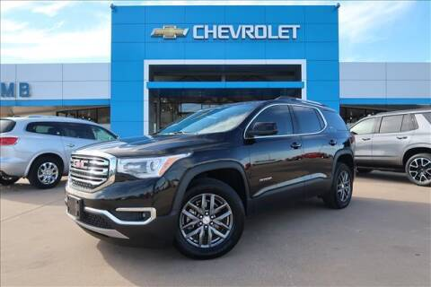 2018 GMC Acadia for sale at Lipscomb Auto Center in Bowie TX