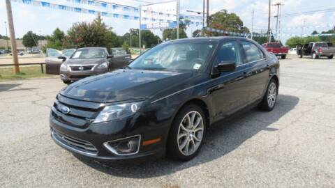 2011 Ford Fusion for sale at Minden Autoplex in Minden LA